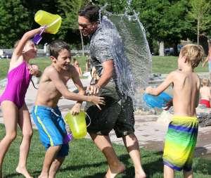 Spass und Freude am Leben und gute Beziehungen wirken sich positiv auf unsere Gesundheit aus