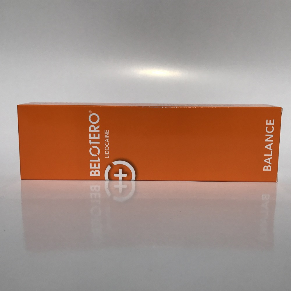 Belotero Balance Lidocaine verfügbar im Dermalifting Shop