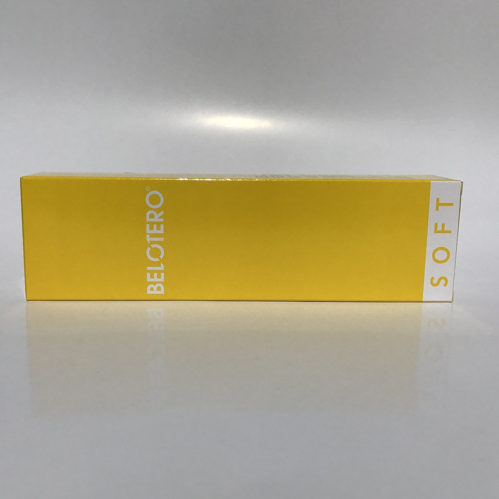 Belotero Soft verfügbar im Dermalifting Shop