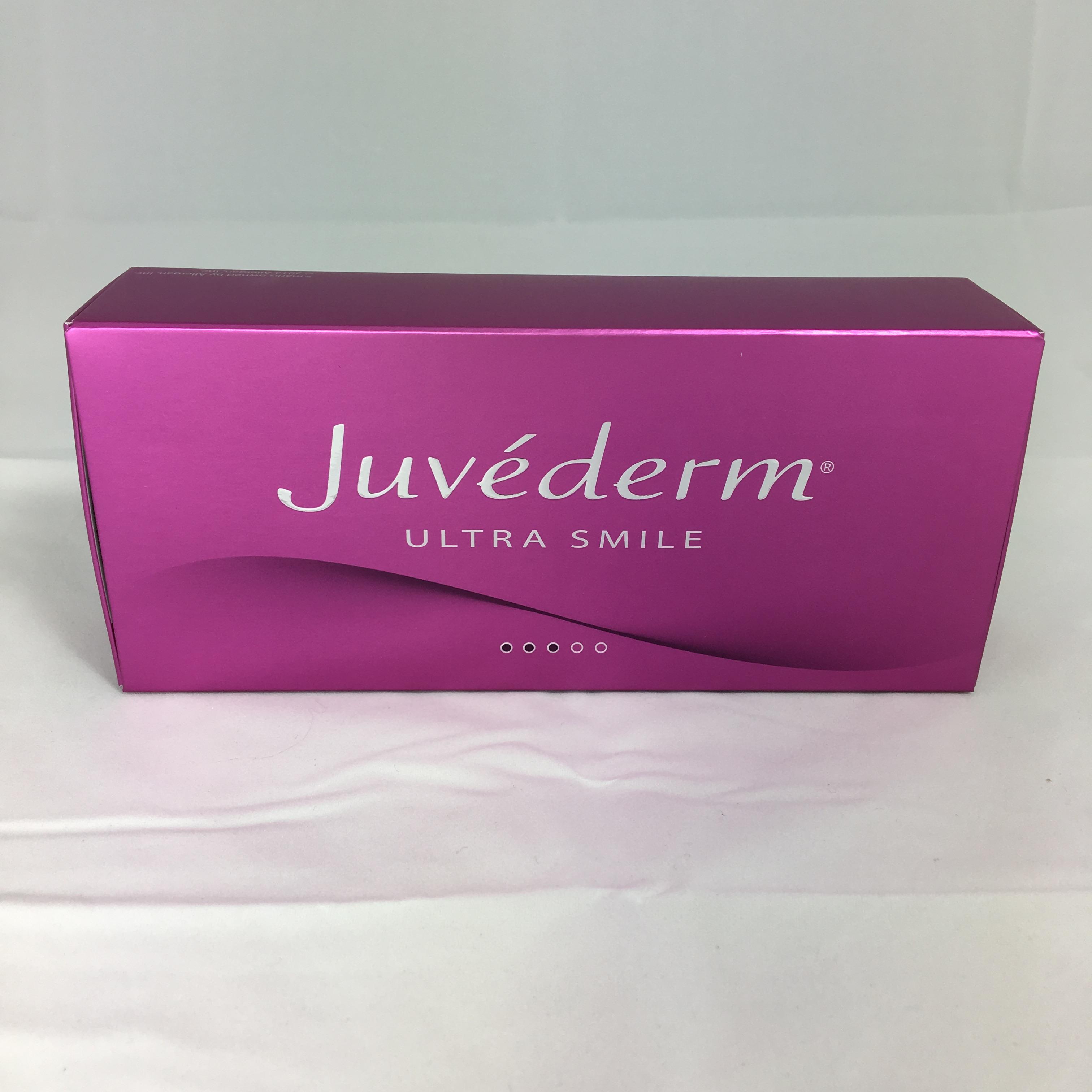 Juvederm Ultra Smile von Allergan sofort verfügbar im Dermalifting Shop