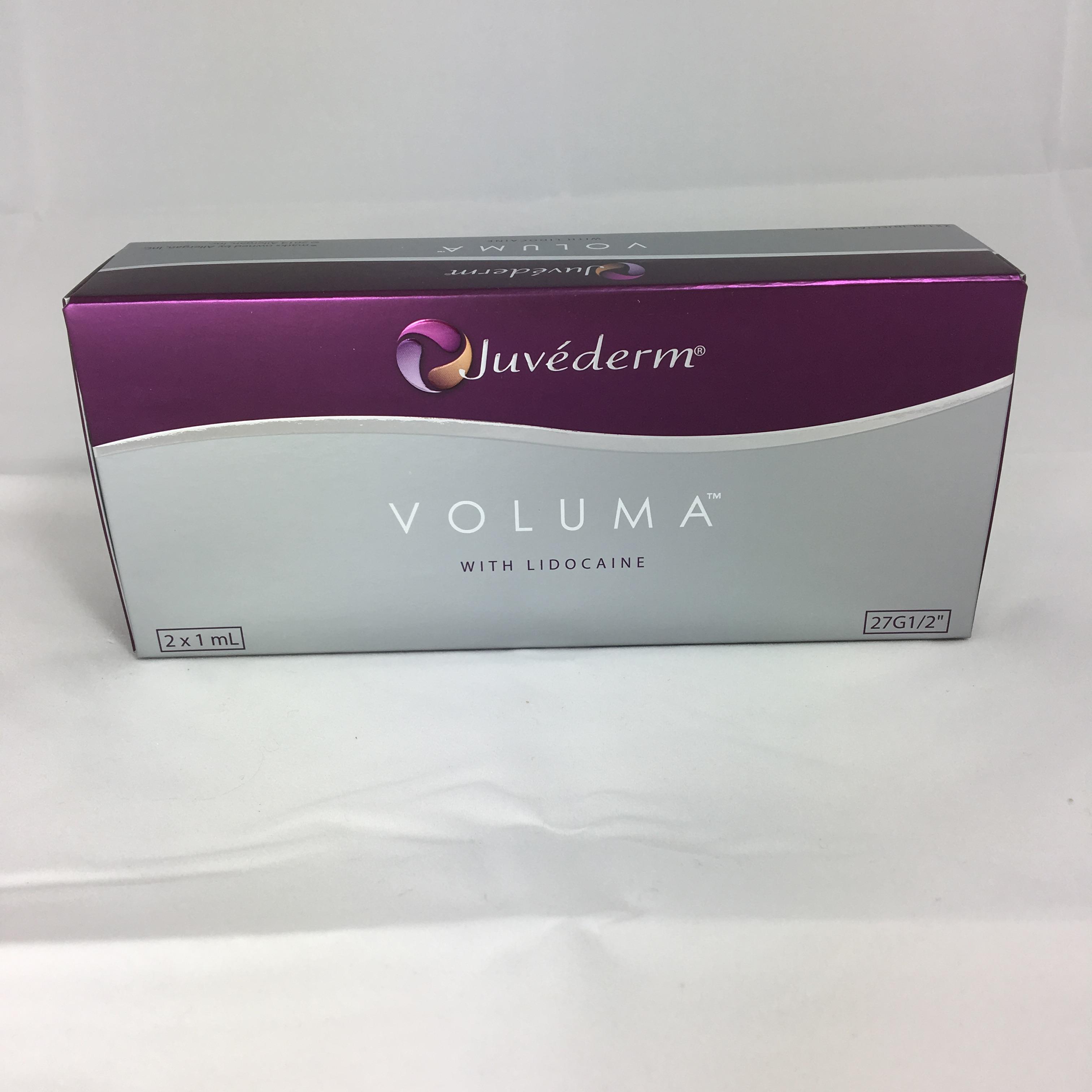 Juvederm Voluma von Allergan ist sofort verfügbar im Dermalifting Shop