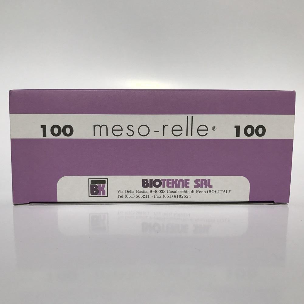 Mese-Kanülen Mesorelle sofort verfügbar im Dermalifting Shop