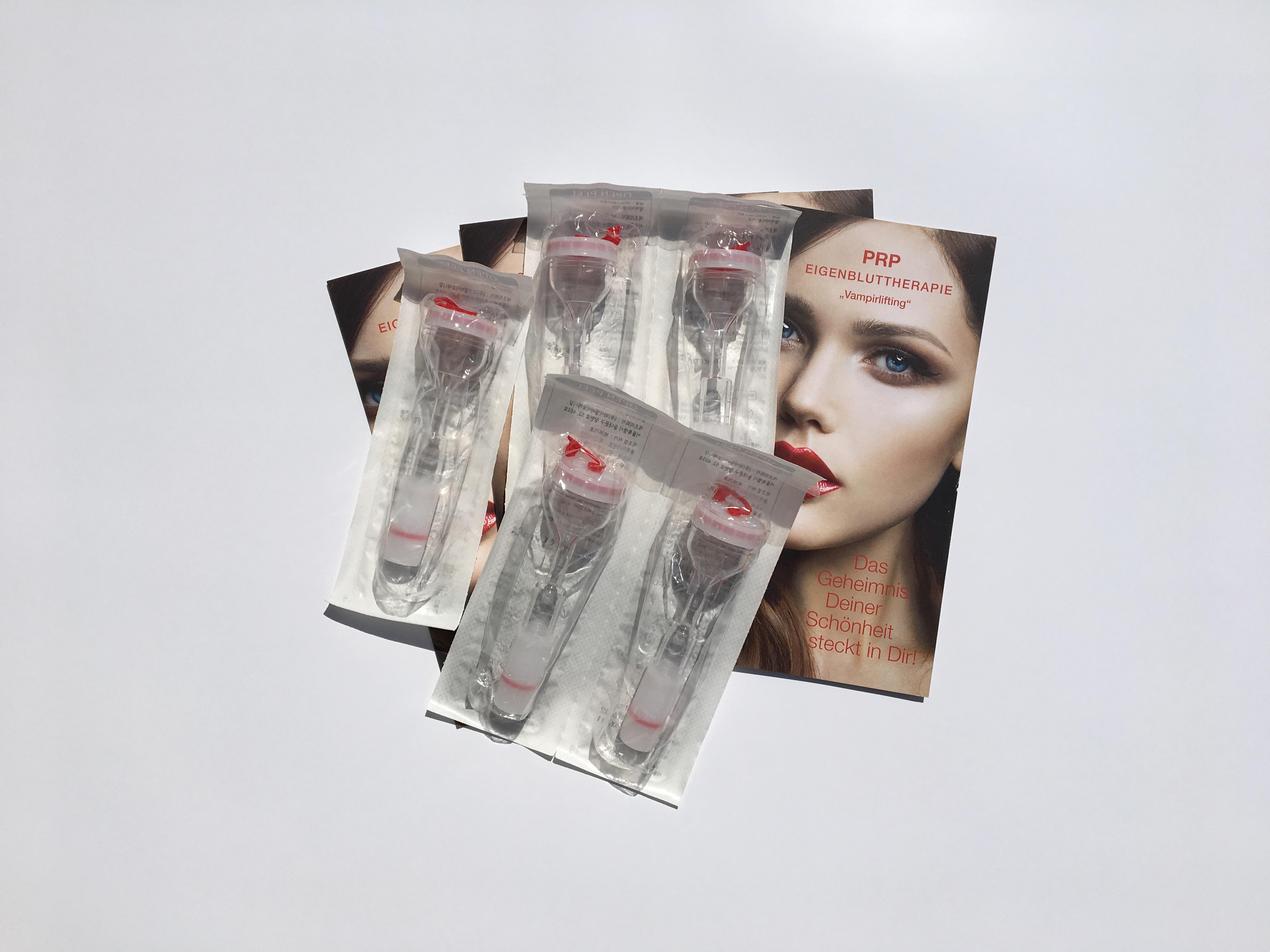 PRP-Kits von YCell verfügbar im Dermalifting-Shop