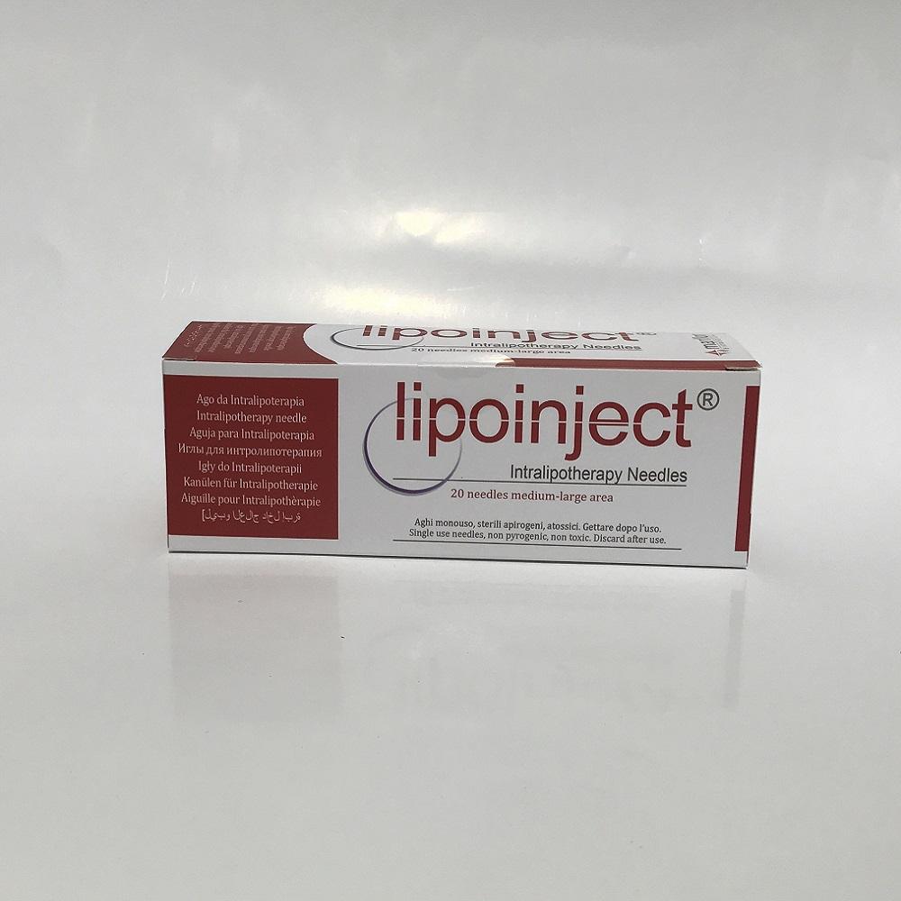 Lipoinject Kanülen für Aqualyx erhältlich im Dermalifting Shop