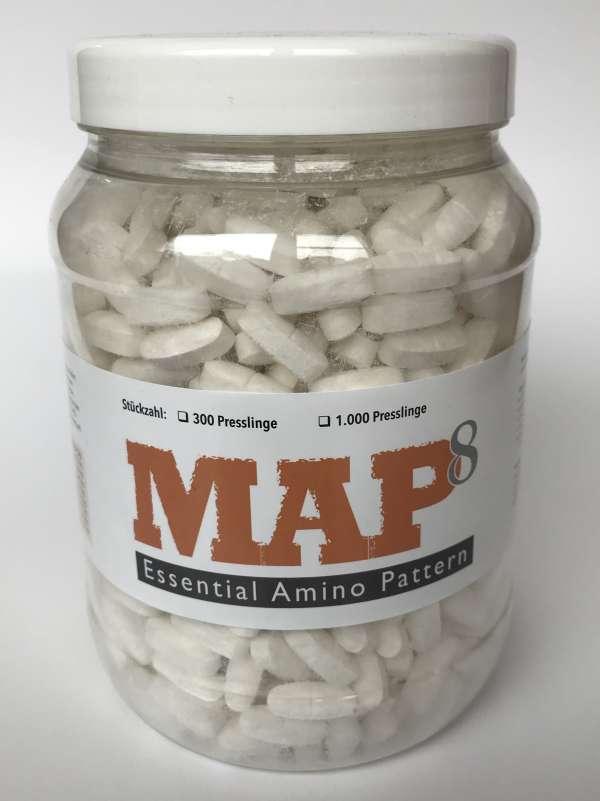 MAP 8 1000 Stück essentielle Aminosäuren